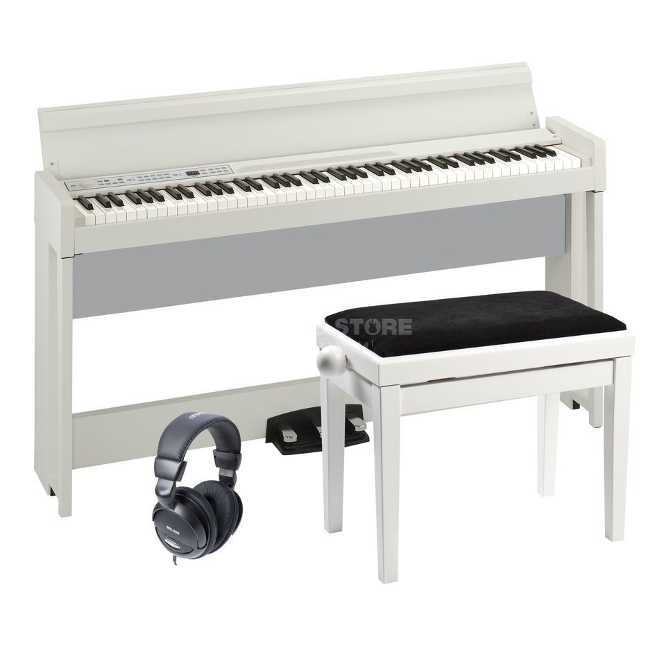 Korg C1 Air WH COMPLETE - Set Изображение товара