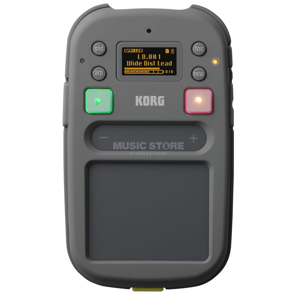 Korg Kaossilator 2S Synthesizer with Touchpad Produktbillede