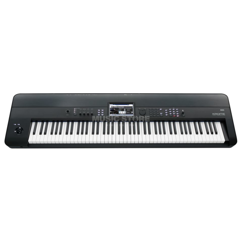 Korg KROME - 88 Synthesizer Workstation Product Image
