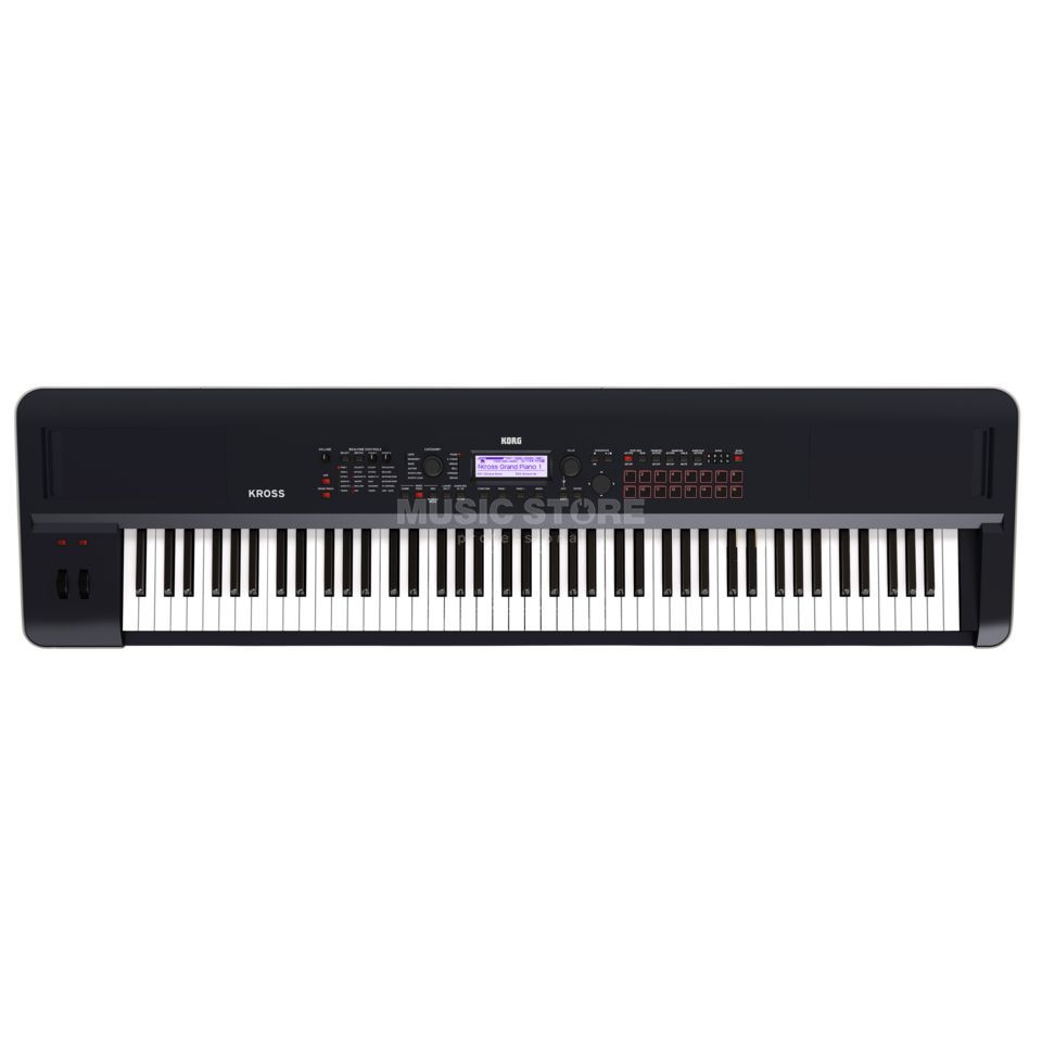 Korg Kross 2 88 Synthesizer Workstation Product Image