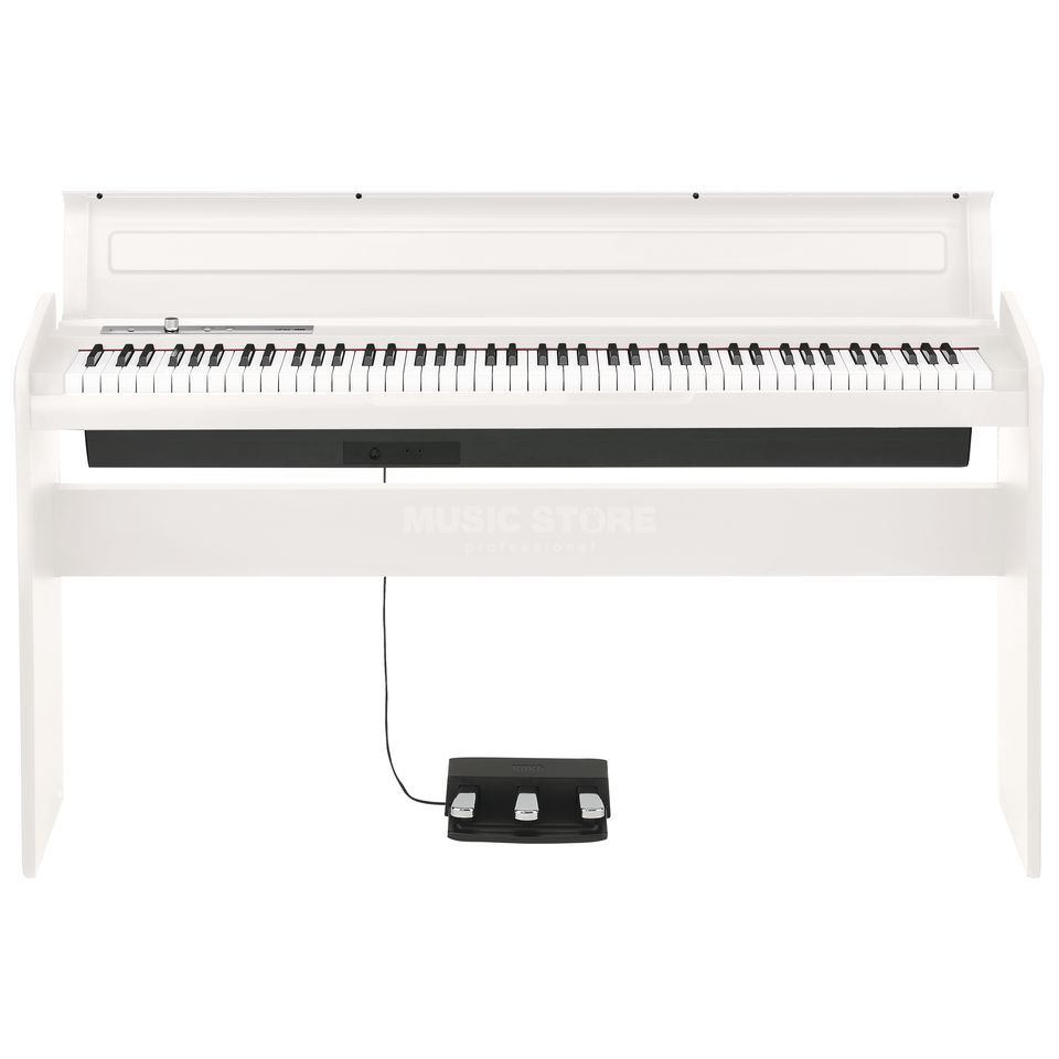 Korg LP-180 WH Digital Piano White Produktbillede