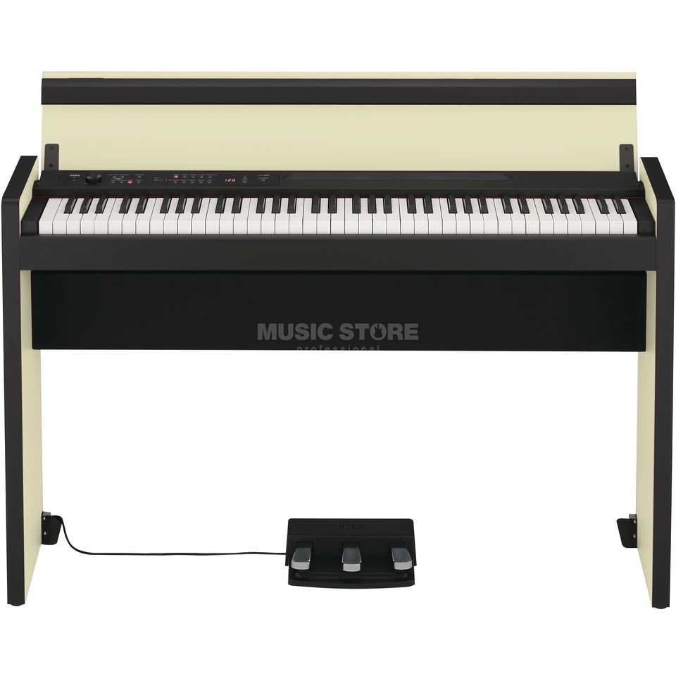 Korg LP-380 CB 73 Tasten Digital Piano Cream-Black Produktbild