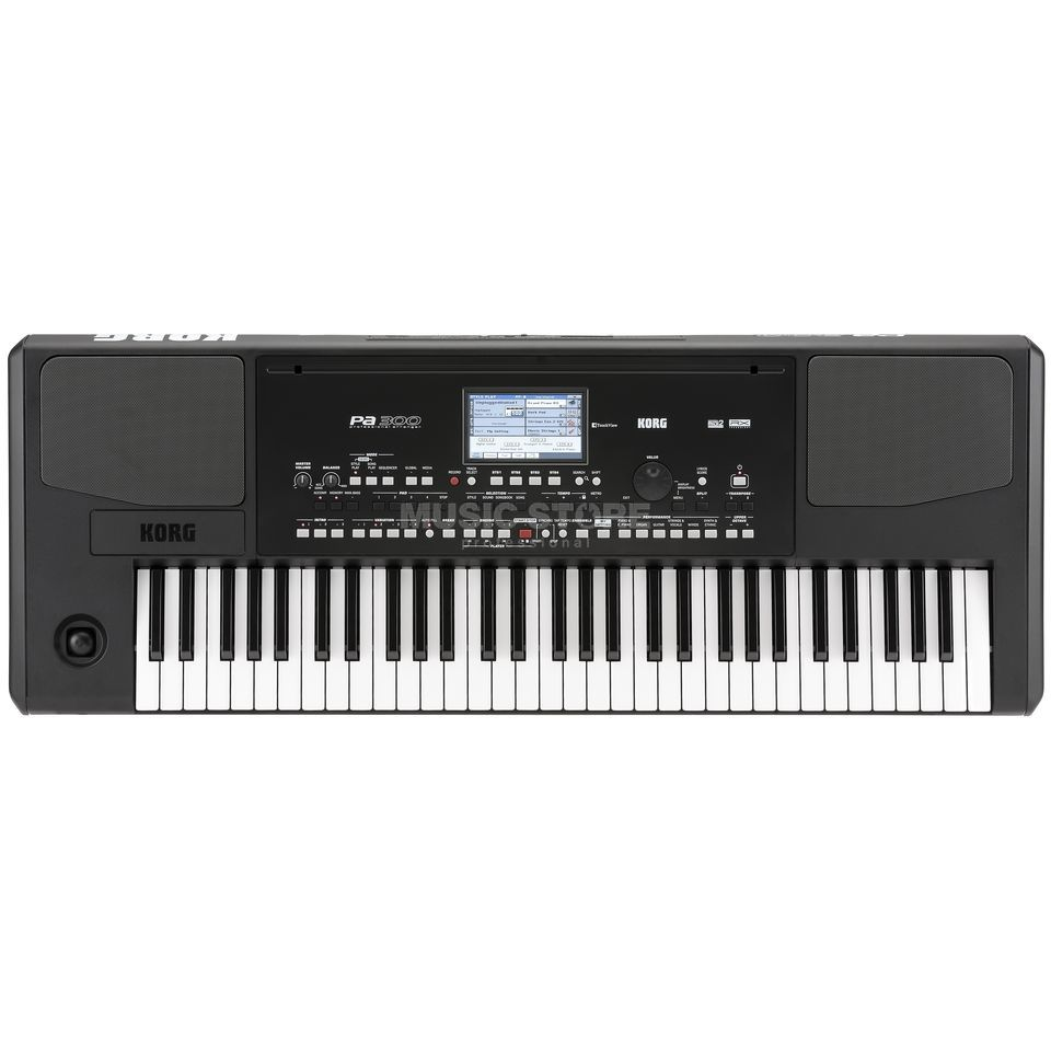 Korg PA 300 Entertainer Workstation  Produktbild