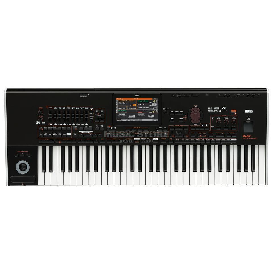 Korg Pa4X 61 International Entertainer Workstation Produktbild
