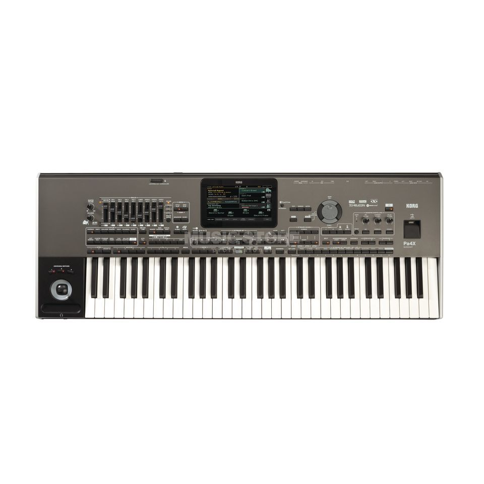 Korg Pa4X 61 Musikant Entertainer Workstation Produktbillede