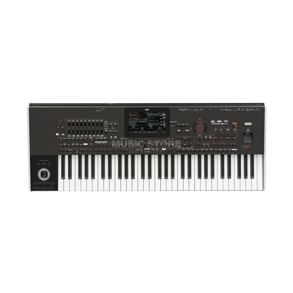 Korg PA4X 61 Oriental Entertainer Workstation Zdjęcie produktu
