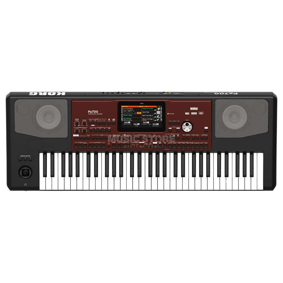 Korg Pa700 OR Product Image