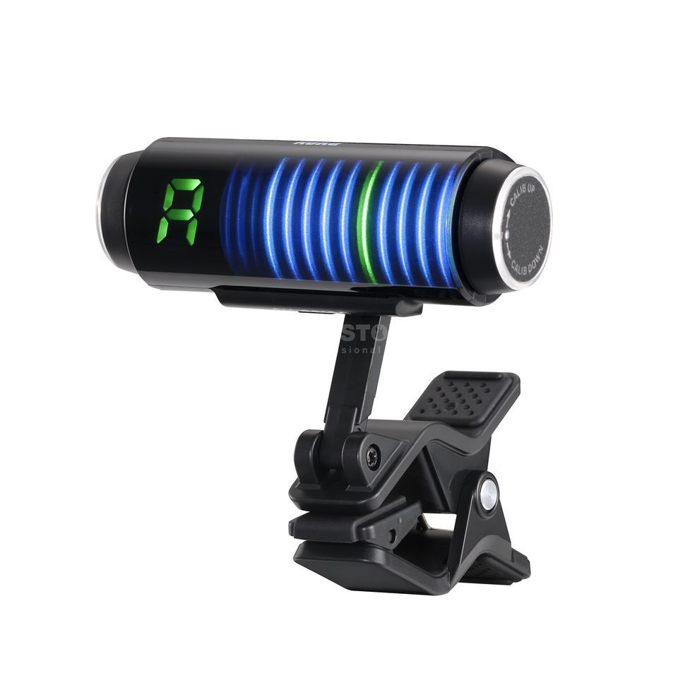 Korg SHCS100BK Sledgehammer Custom 100 Clip-On-Tuner Product Image