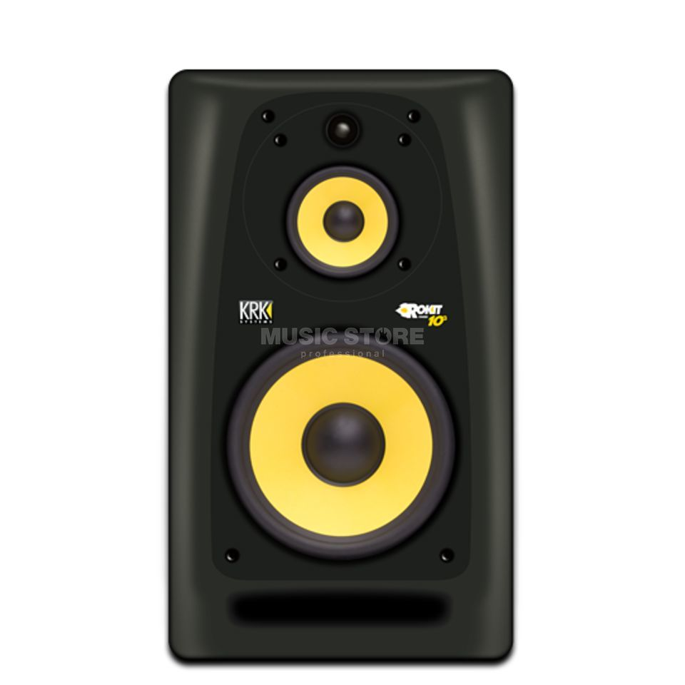 KRK Rokit RP10-3 Active 3-Way Studio Monitor Produktbillede