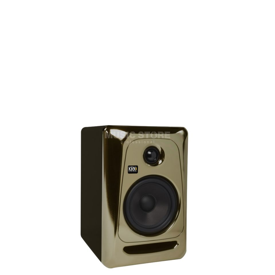 KRK Rokit RP5 G3 Black Gold Strictly Limited Edition Produktbild