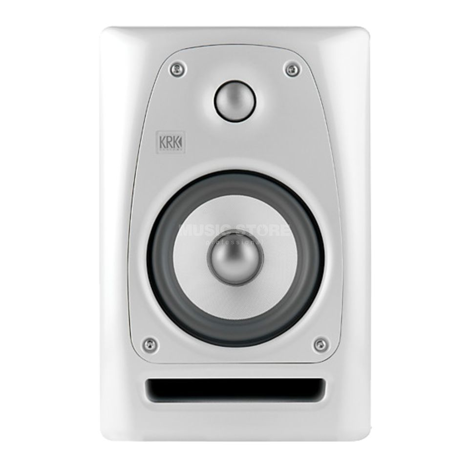KRK Rokit RP5 G3 White Noise Limited Edition White Product Image