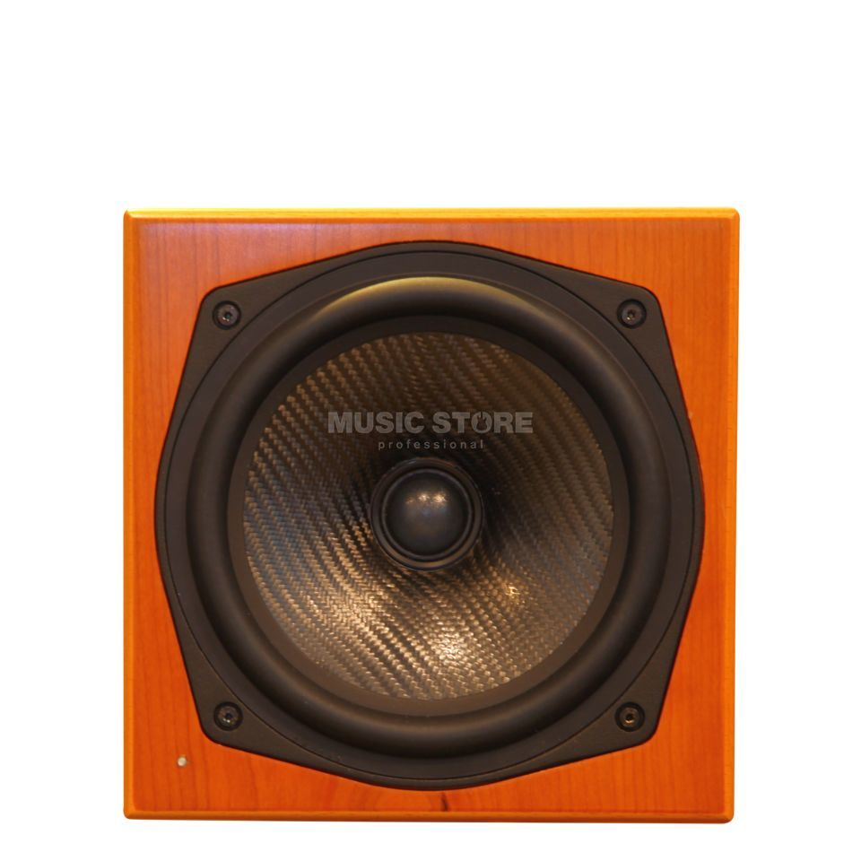 "KS-Digital C-5 Tiny Studio Monitor Active 6"" Coaxial System 150/100 w Produktbillede"