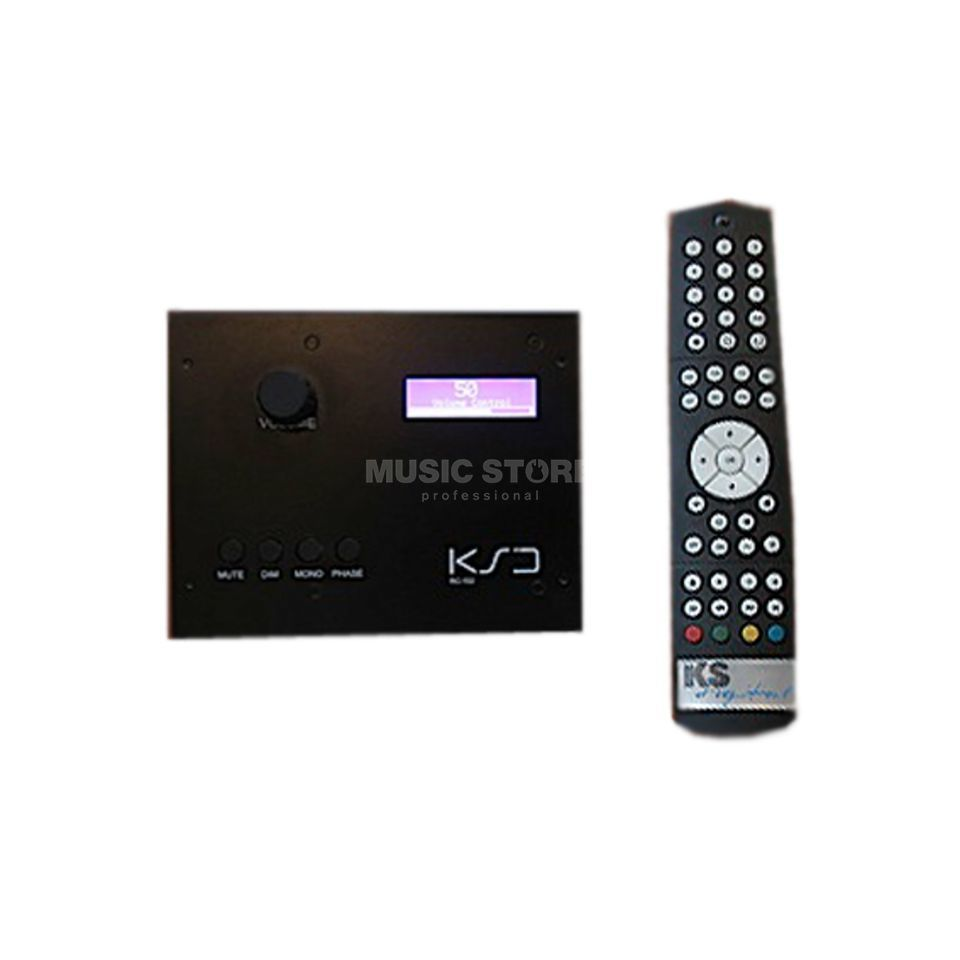 KS-Digital RC-100 Remote Control for all KS Reference Monitors Product Image