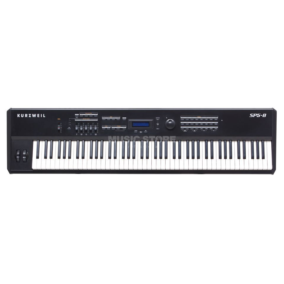 Kurzweil SP5-8 88-Note Stage Piano  Graded Hammer Action Produktbillede