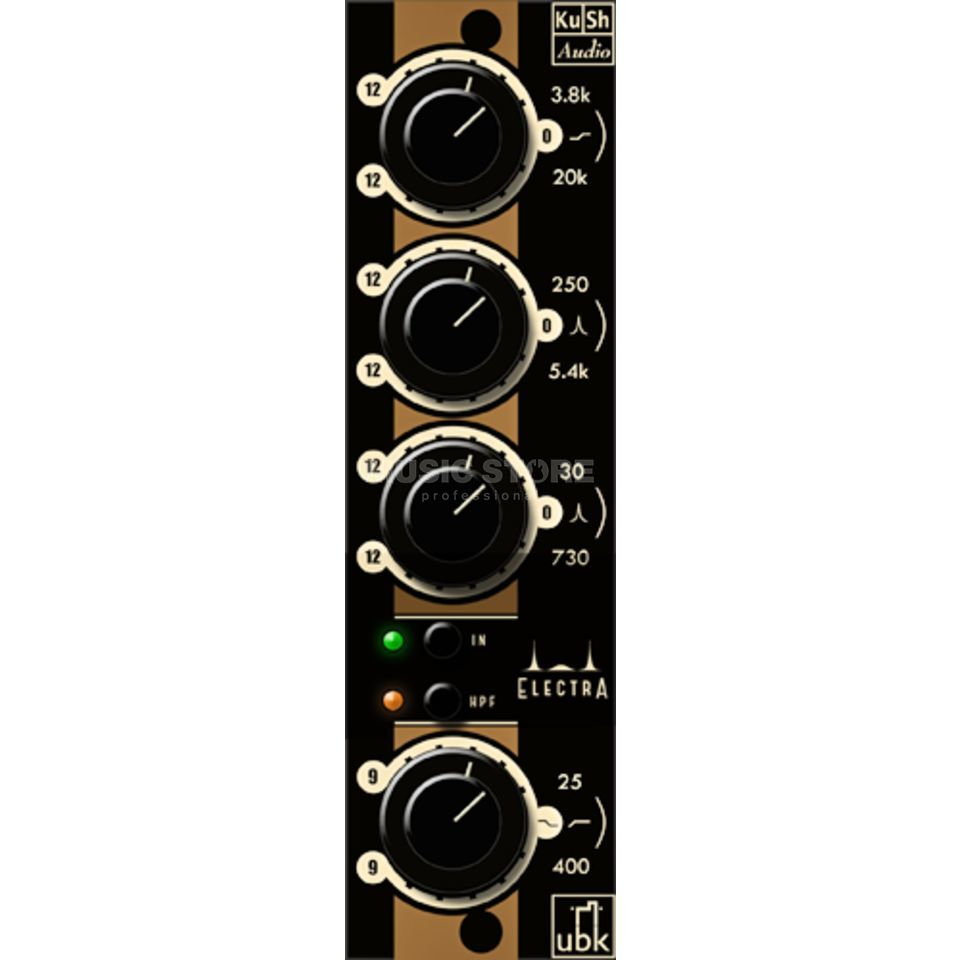 KuSh Audio Electra 500 Series 4-Band EQ  500 Series Produktbillede