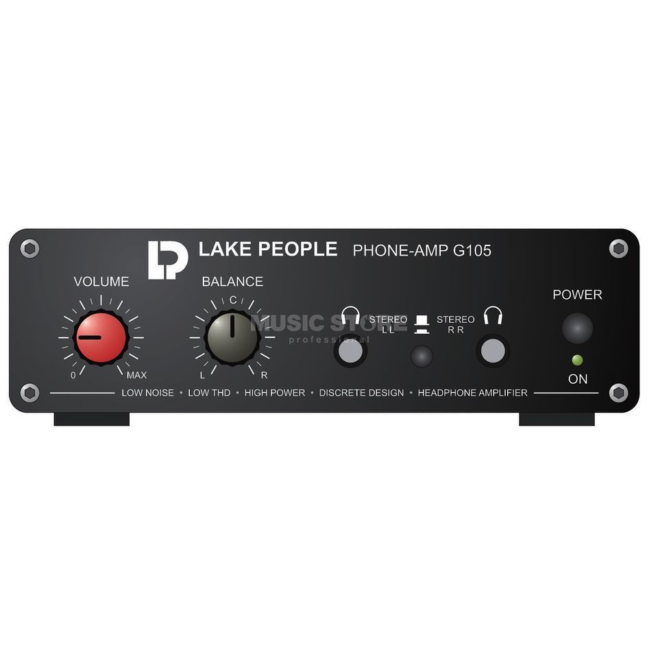Lake People Phone-Amp G105 Produktbild