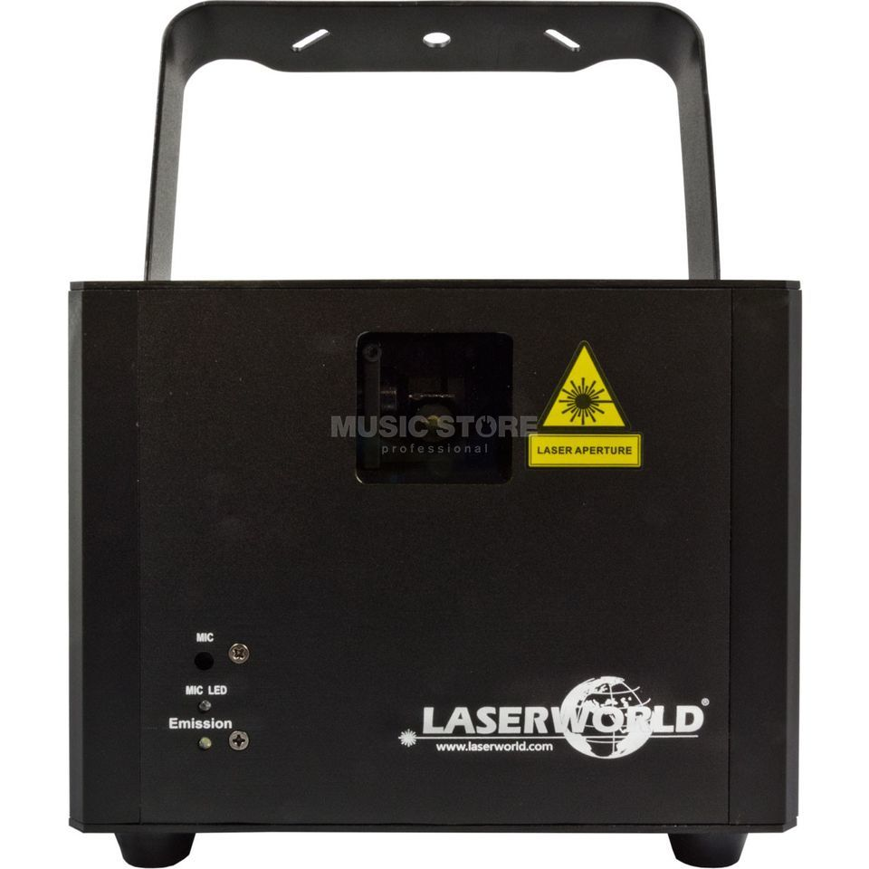 Laserworld CS-2000RGB MkII Product Image