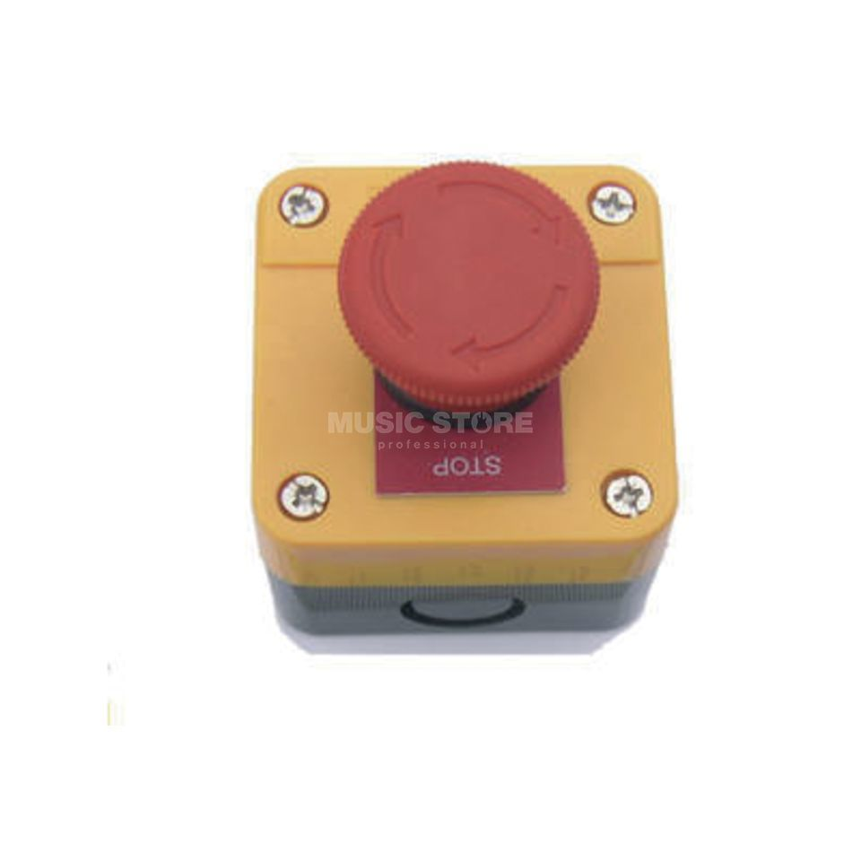 Laserworld Laser Safety Button (BGV C1 - Remote Interlock) Produktbild