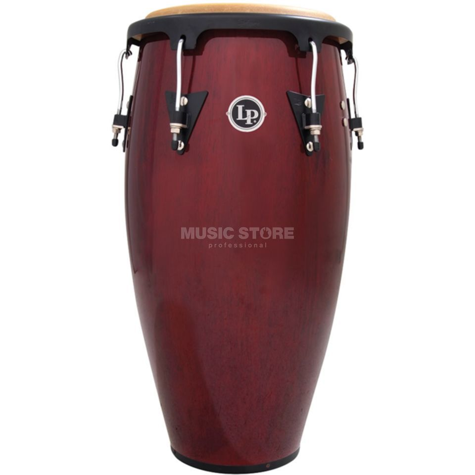 "Latin Percussion Aspire Conga LPA610-DW, 10"" Quinto, Dark Wood #DW Produktbild"