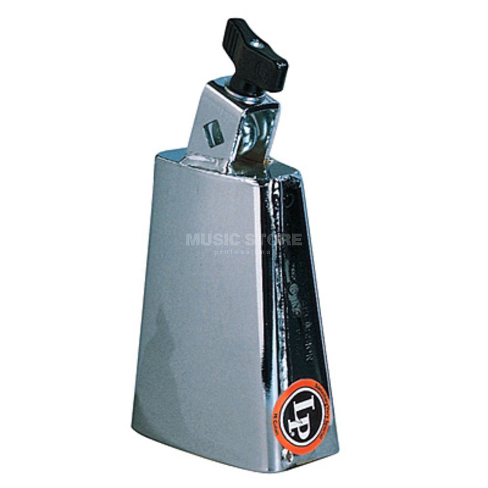 Latin Percussion Black Beauty Cowbell LP204B Deluxe Product Image