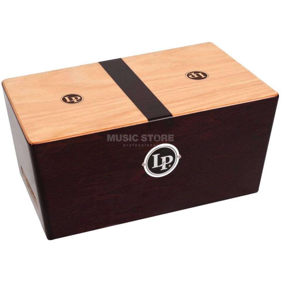 Latin Percussion Bongo Cajon LP1429, incl. Bag Produktbillede
