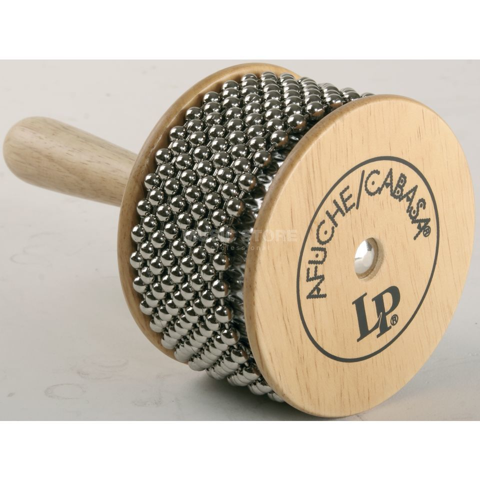 Latin Percussion Cabasa Standard LP234A, Natural Produktbild
