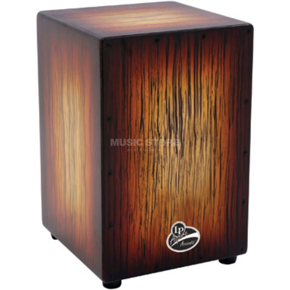 Latin Percussion Cajon Aspire Accent LPA1332, Sunburst Produktbild