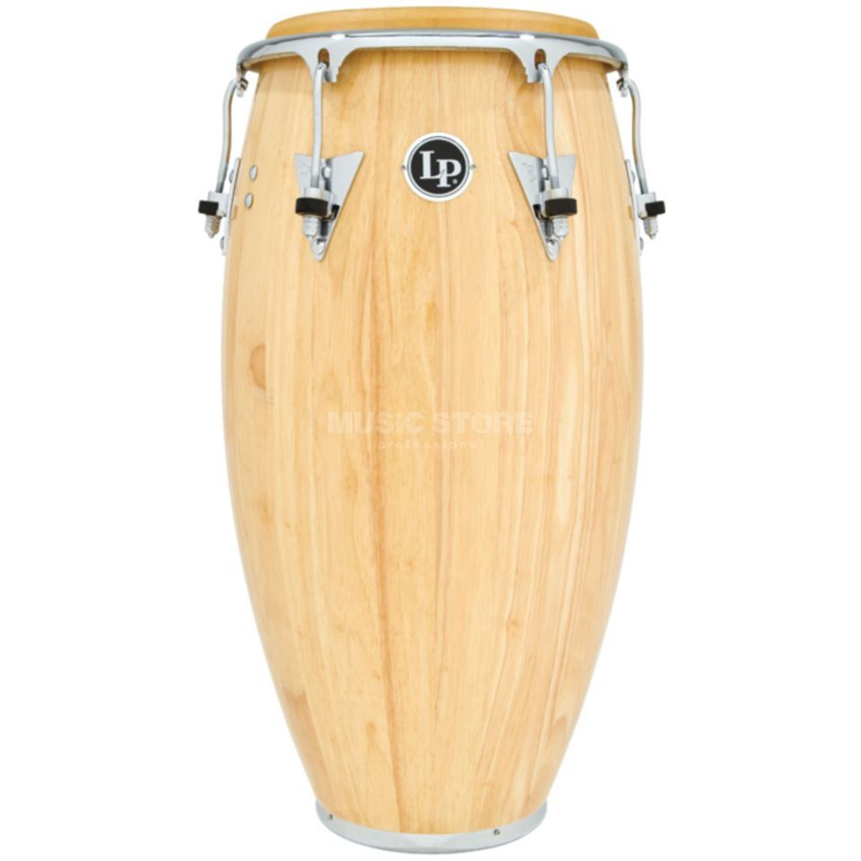 "Latin Percussion Classic Conga LP522X-AWC 11"" Quinto, Natural Produktbillede"