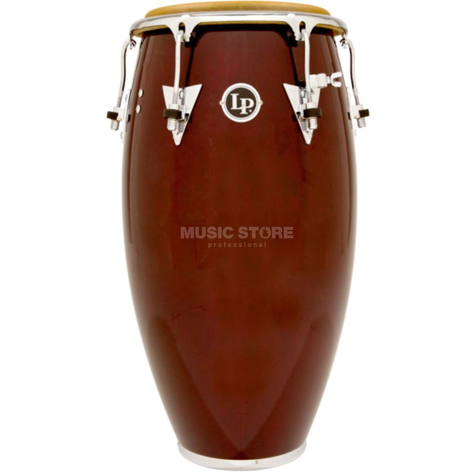 "Latin Percussion Classic Conga LP552X-DW 12 1/2"" Tumba, Wine red Produktbillede"