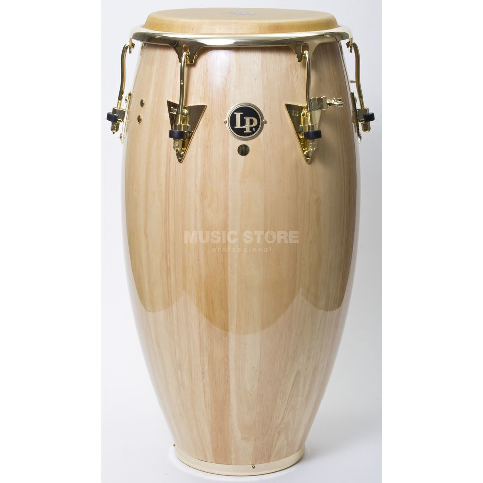 "Latin Percussion Classic Conga LP559X-AW 11 3/4"" Conga, Natural Productafbeelding"