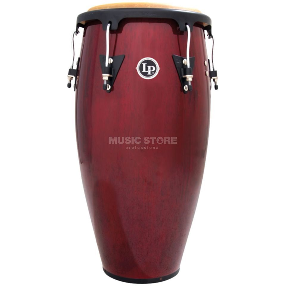 "Latin Percussion Conga Aspire LPA612-DW, 12"" Tumba, Dark Wood #DW Image du produit"