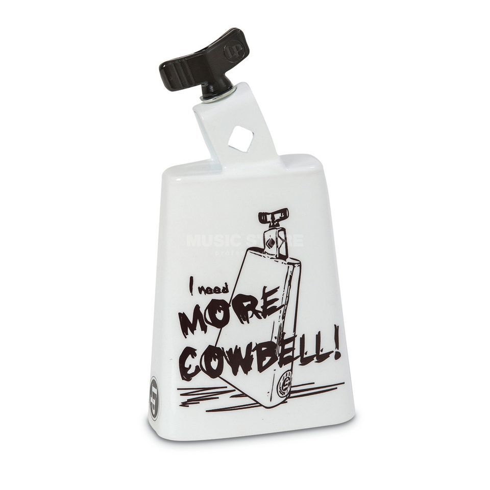 Latin Percussion Cowbell Collect-A-Bell LP204C, More Cowbell #MC Produktbild