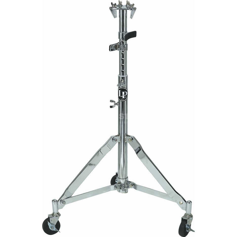 Latin Percussion Double Conga Stand LP290B, Classic Series Produktbillede