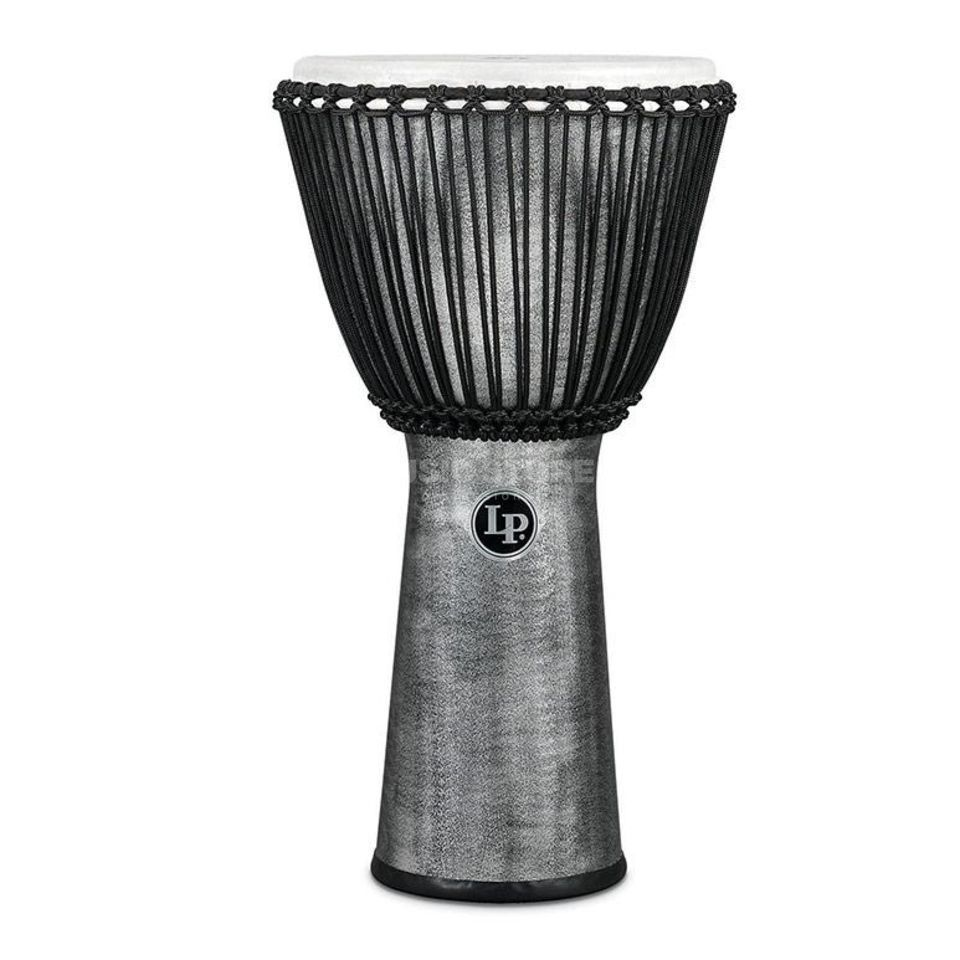 "Latin Percussion FX Rope Djembe LP724G, 11"", Gray Produktbillede"