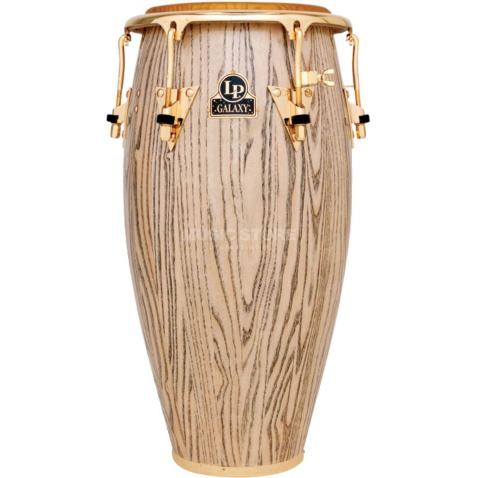 "Latin Percussion Galaxy Conga LP805Z-AW 11"" Quinto, Natural, Giovanni Produktbillede"