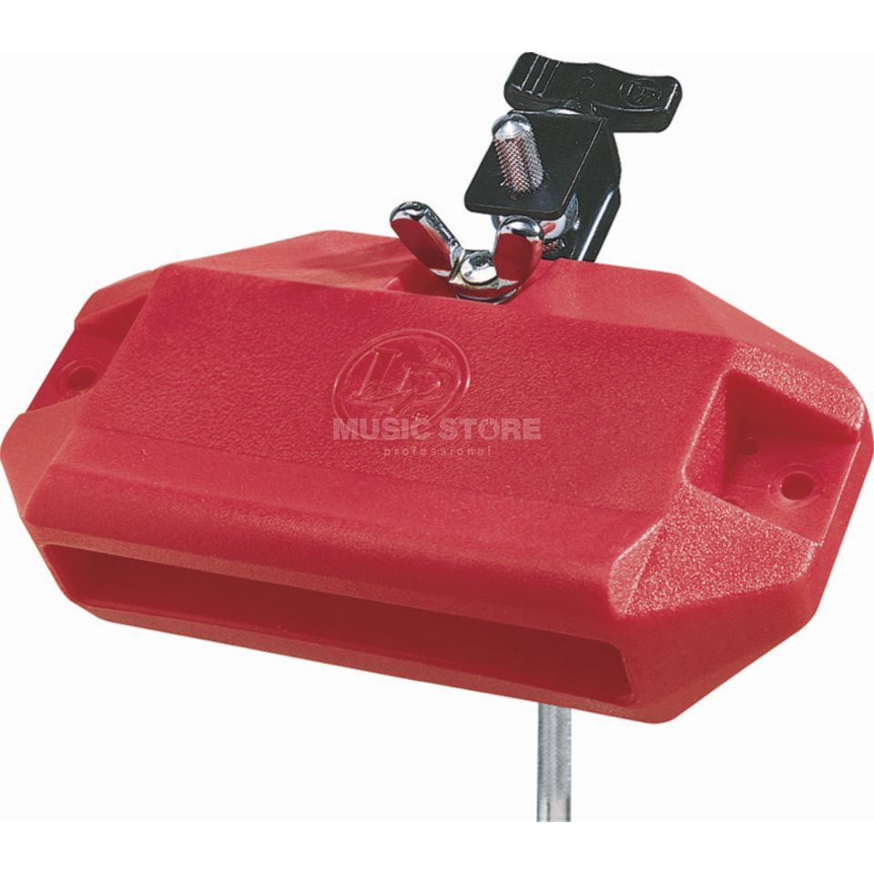 Latin Percussion JamBlock Rot LP1207 Low Pitch Produktbild