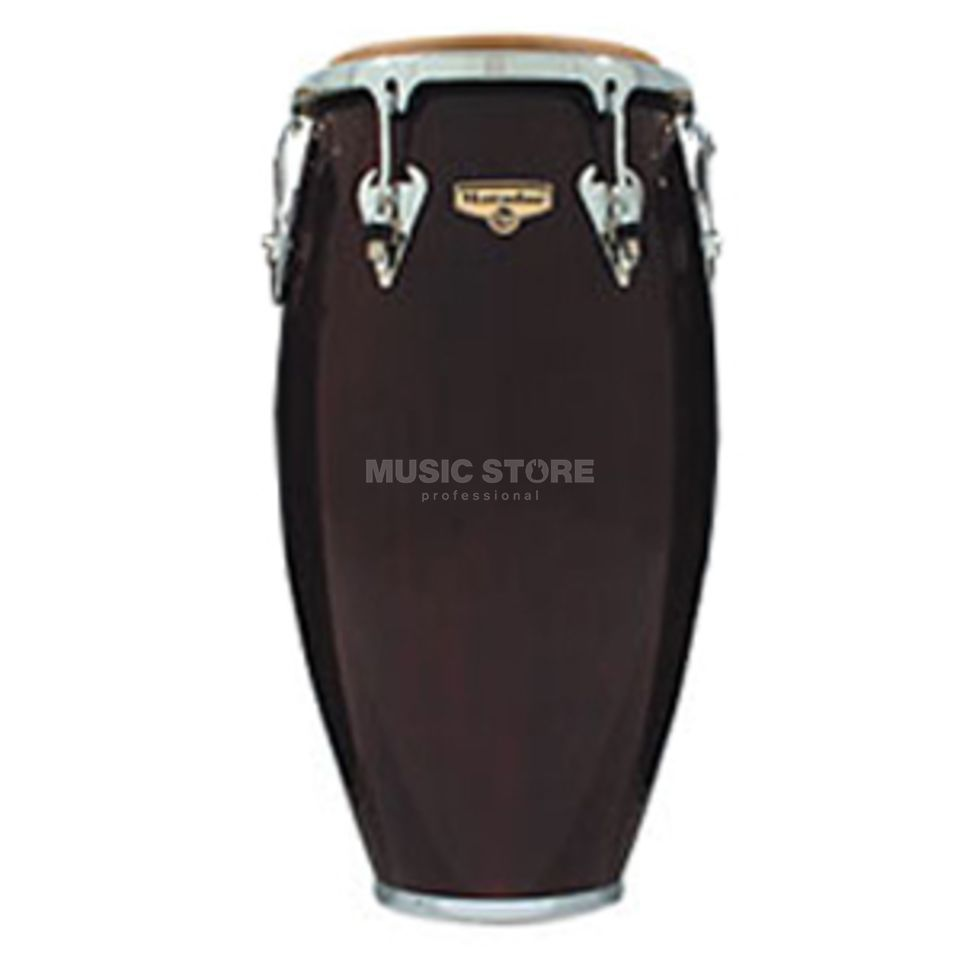 "Latin Percussion Matador Conga M752S-W, 11 3/4"" Conga, Dark Brown #W Produktbild"