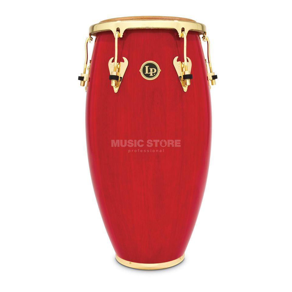 "Latin Percussion Matador Conga M754S-RW, 12 1/2"" Tumba, Red #RW Εικόνα προιόντος"