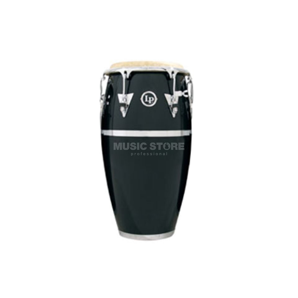 "Latin Percussion Original Conga LP252X-1BK, 12 1/2"" Tumba, Black Produktbillede"