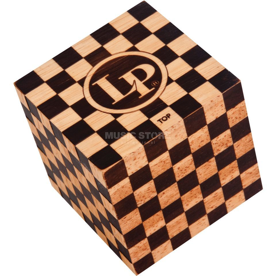 Latin Percussion Qube Shaker LP460-L, Live Version Imagem do produto