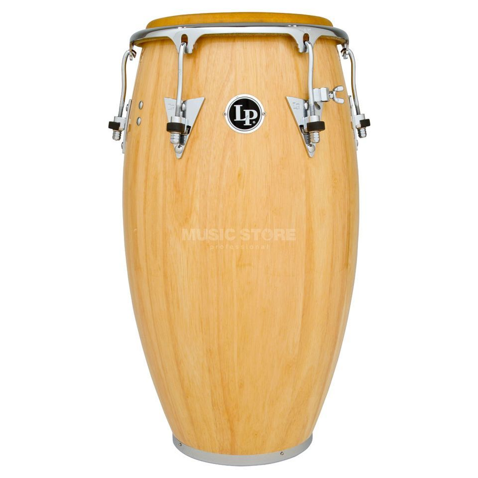 "Latin Percussion Salsa Conga LP222X-AWC, 11"" Quinto, Natural Product Image"