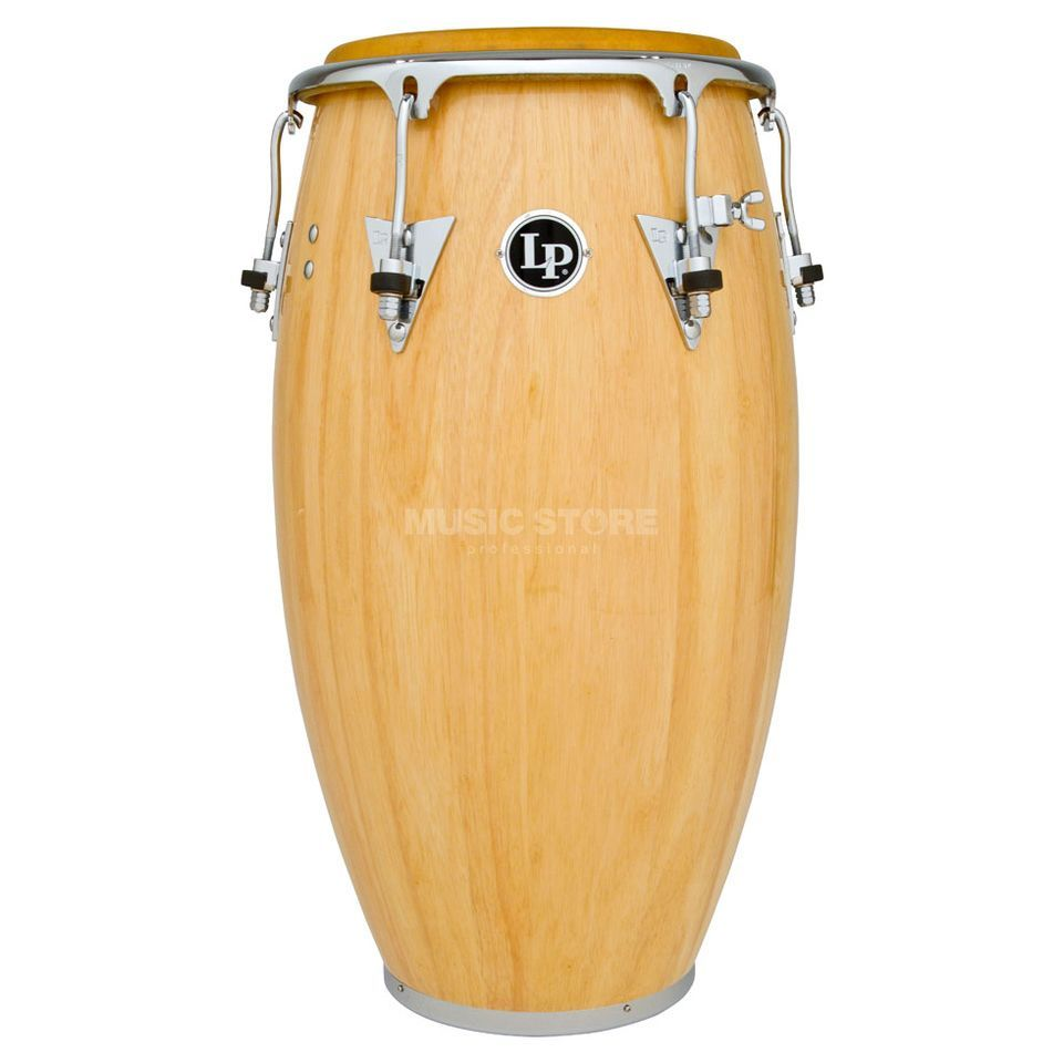 "Latin Percussion Salsa Conga LP252X-AWC, 12-1/2"" Tumba, Natural Produktbild"