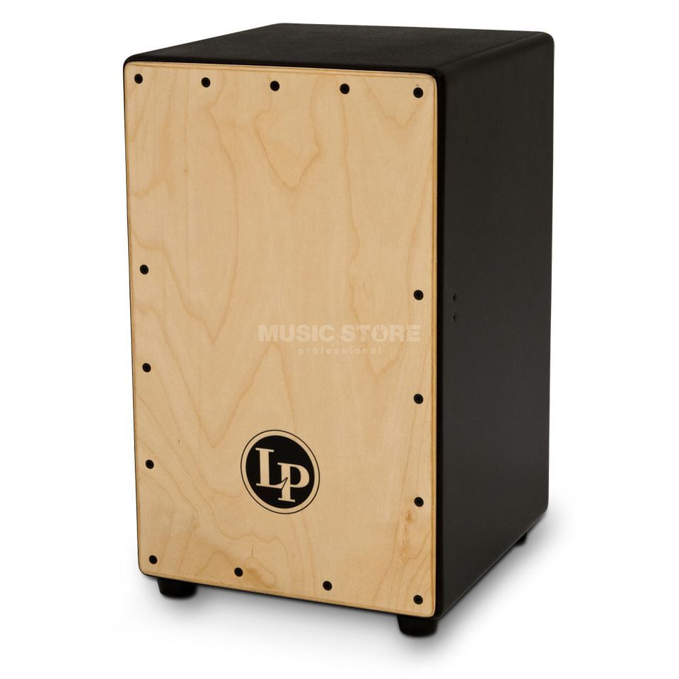 Latin Percussion Snare Cajon LP1426, Adjustable Snares Produktbild