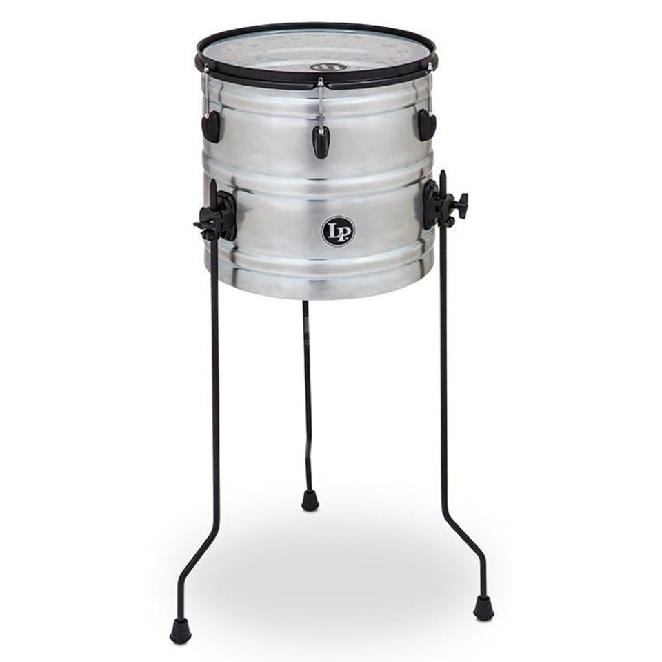 "Latin Percussion Street Can Drum LP1614, 14"", Raw Series Produktbild"