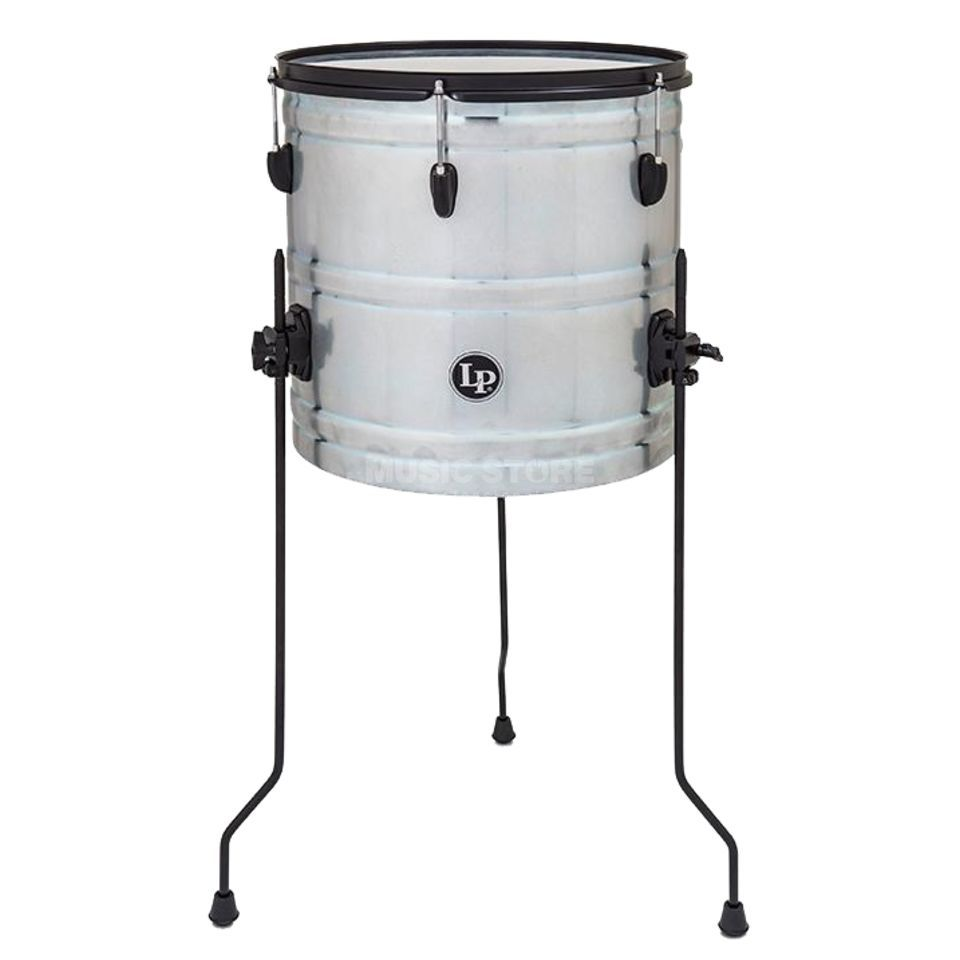 "Latin Percussion Street Can Drum LP1616, 16"", Raw Series Produktbillede"
