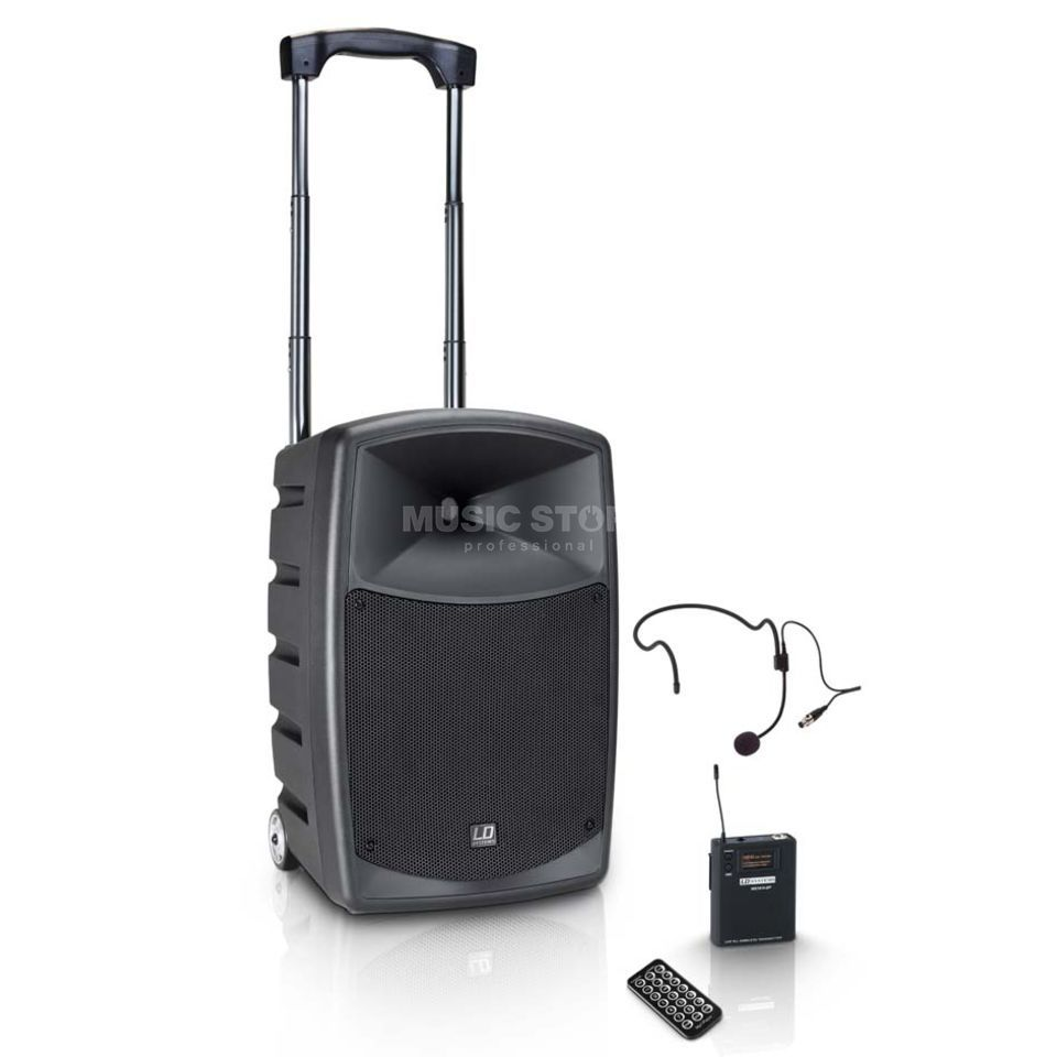 LD-Systems ROADBUDDY 10/HS Bodypack/Headset Produktbillede