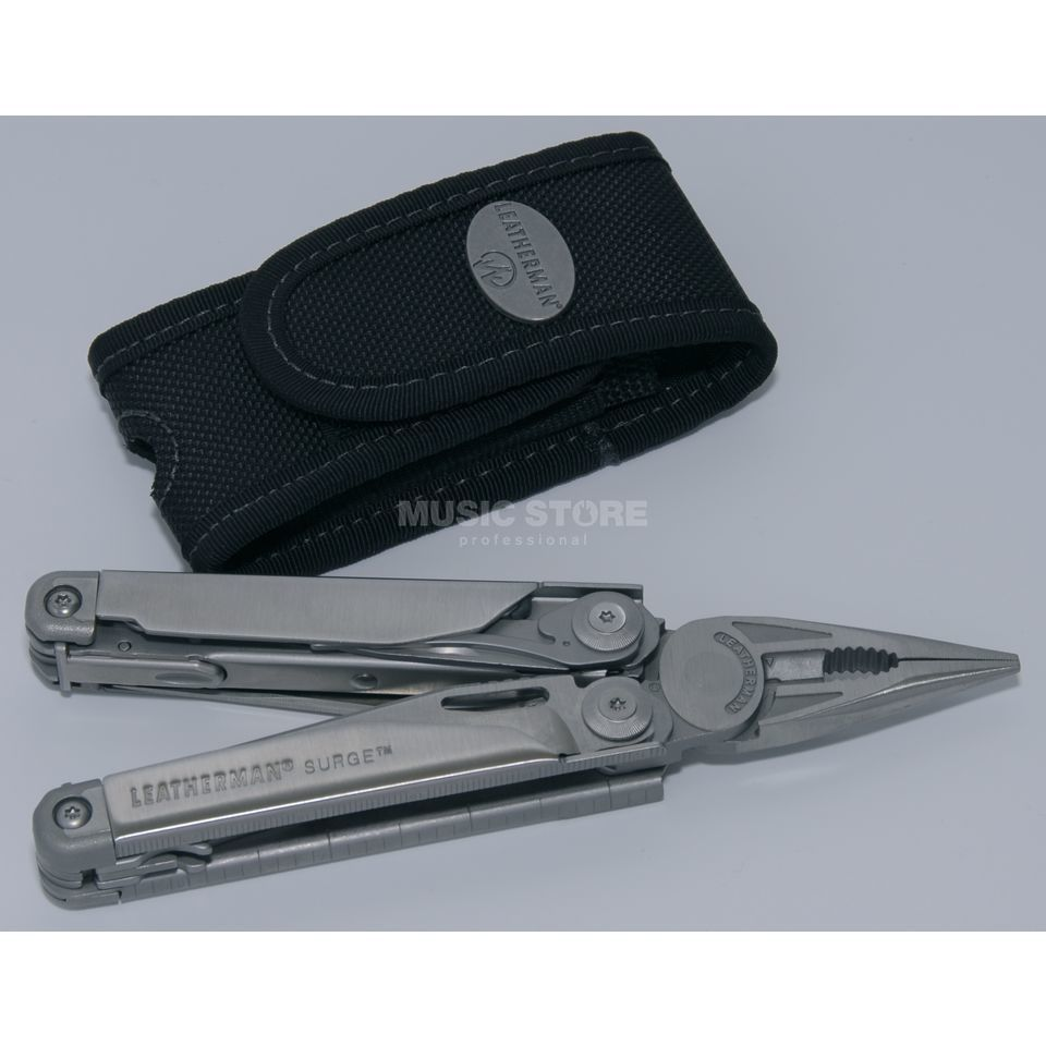 Leatherman Surge incl. leather sheath Produktbillede
