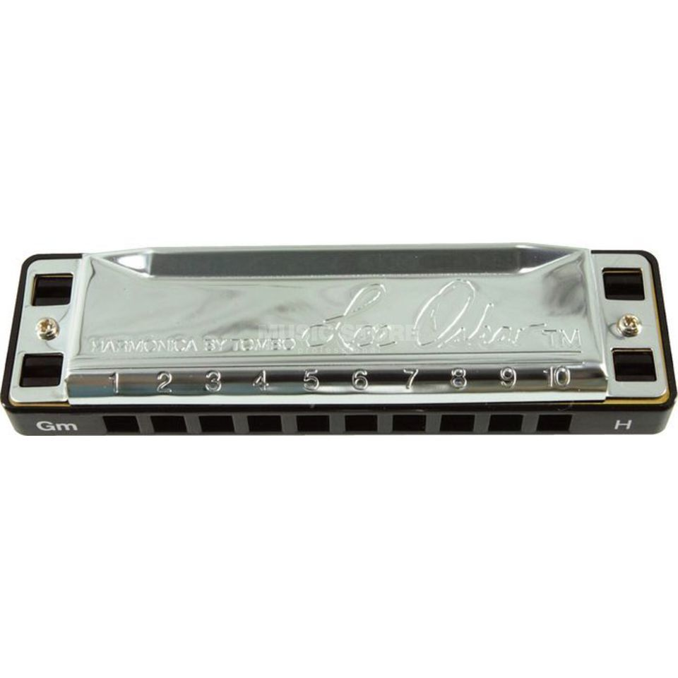 Lee Oskar F#-Minor Harmonica Harmonic Product Image