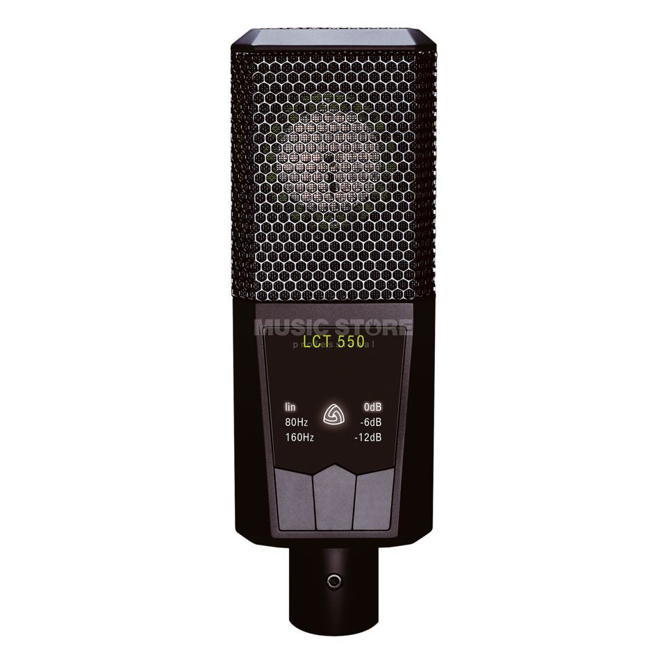 Lewitt LCT550 Large Membrane Microphone Produktbillede