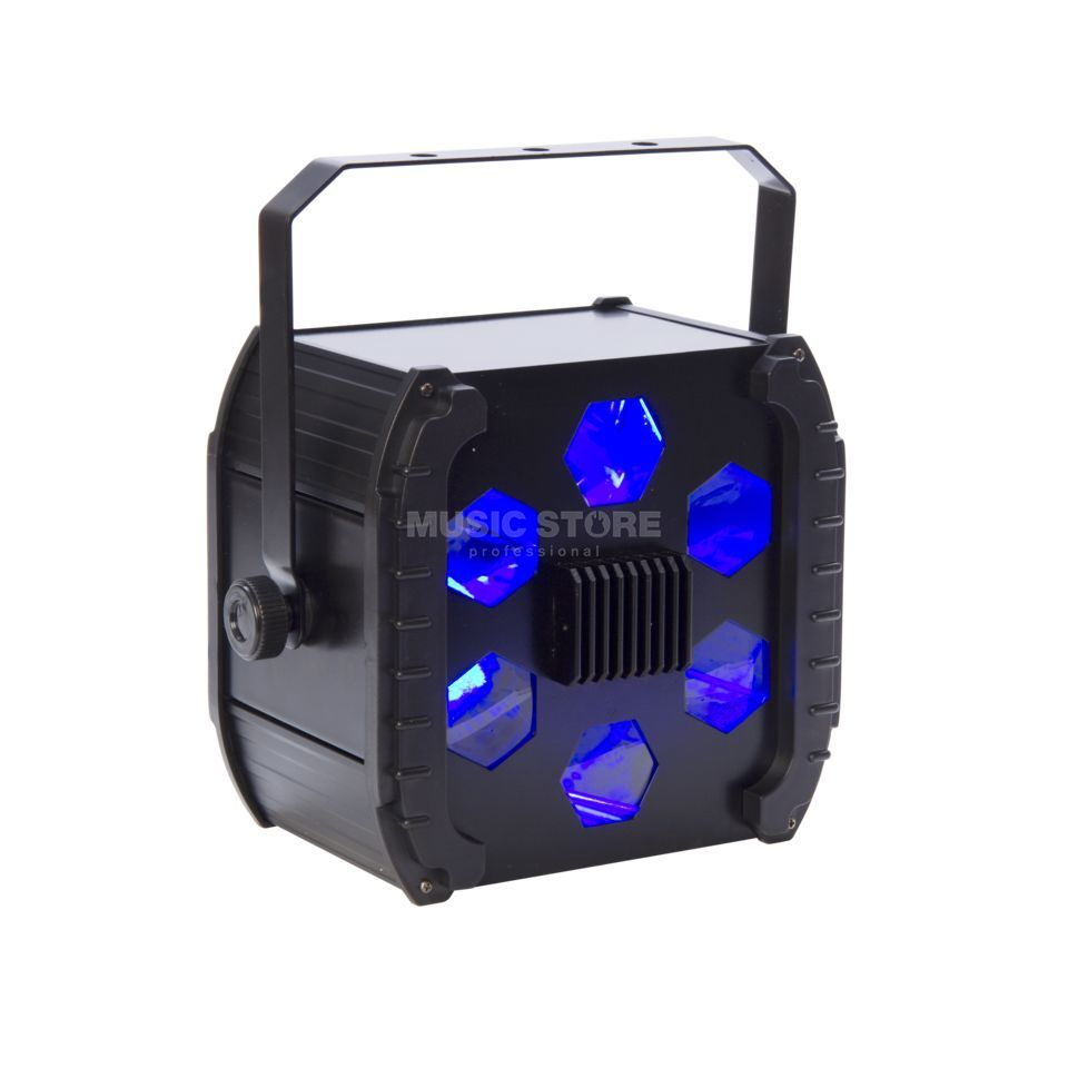lightmaXX 5ive STAR LED-Effect, 5x3W RGBWA Produktbillede